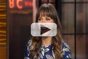 VIDEO: Rashida Jones Talks Dance Moves in New Film CUBAN FURY