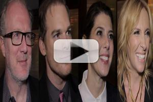 BWW TV: Chatting with the Company of THE REALISTIC JONESES on Opening Night!