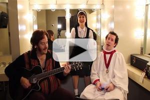 STAGE TUBE: SISTER ACT Tour Performs 'Let It Go' Sunday Intermission Cover