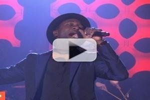 VIDEO: Aloe Blacc Performs 'The Man' on ELLEN