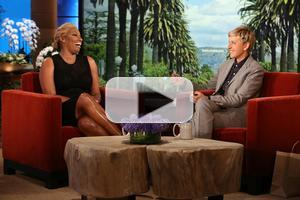 VIDEO: Nene Leakes Chats 'Dancing With the Stars' on ELLEN