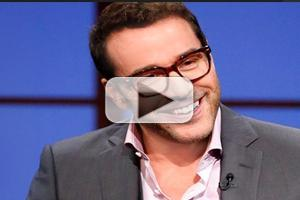 VIDEO: Jeremy Piven Talks 'Mr. Selfridge' & More on SETH MEYERS