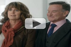 VIDEO: Sneak Peek - It's a 'Mork & Mindy' Reunion when Pam Dawber Guests on THE CRAZY ONES