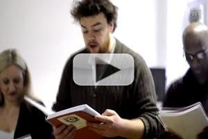 STAGE TUBE: Sneak Peek at Rehearsals for GODSPELL in Concert