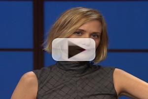 VIDEO: Kristen Wiig Talks New Film, SNL Days on SETH MEYERS