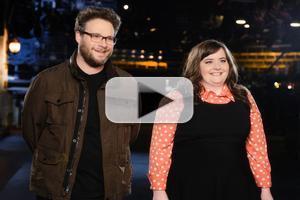 VIDEO: Host Seth Rogen Promos This Week's SATURDAY NIGHT LIVE