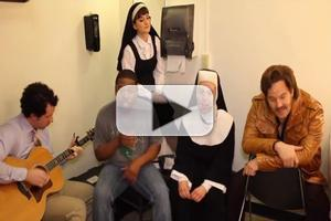 STAGE TUBE: Cast Members of SISTER ACT Tour Cover Avicii's 'Wake Me Up'