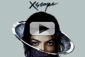 BREAKING - Get a First Listen to New MICHAEL JACKSON Song 'Xscape'