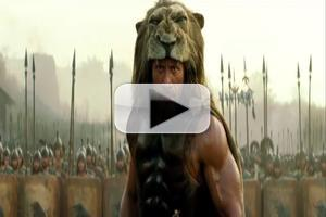 VIDEO: MTV Debuts Exclusive Clip from HERCULES