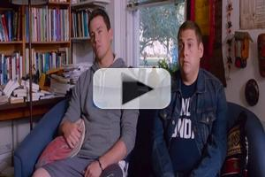 VIDEO: Channing Tatum, Jonah Hill in New Trailer for 22 JUMP STREET