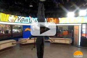 STAGE TUBE: LA SOIREE's 'English Gents' Perform on NBC's TODAY SHOW