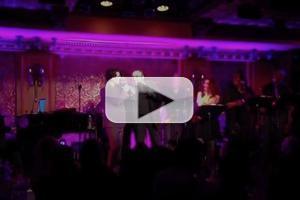 STAGE TUBE: BEAUTIFUL's Jarrod Spector & Barry Mann Duet at 54 Below!