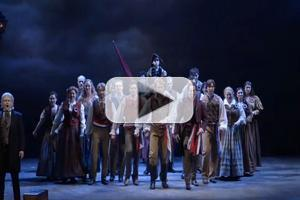 BWW TV: First Look at Ivan Rutherford, Quentin Earl Darrington and More in Highlights of LES MIS at Drury Lane