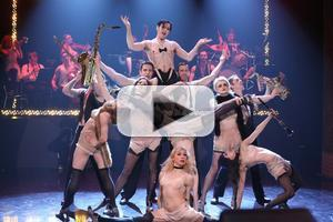 VIDEO: Alan Cumming & the Cast of CABARET Perform 'Willkommen' on 'Fallon'