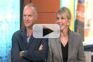 VIDEO: Sting: Coming to Broadway Is 'Exciting and Frightening'
