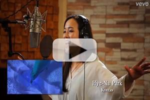 VIDEO: Go Behind-the-Mic of Disney's 'Let It Go' Multi-Language Version