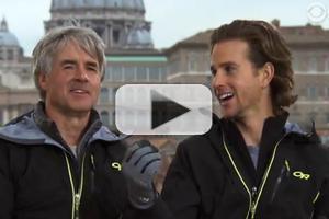 VIDEO: Racers & Roman Gladiators Square Off on Next AMAZING RACE