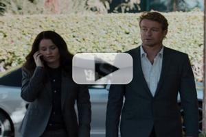 VIDEO: Sneak Peek - 'Silver Wings of Time' Episode of THE MENTALIST