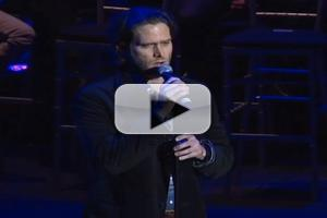 STAGE TUBE: Steven Pasquale Sings CAROUSEL's 'You'll Never Walk Alone' at MISCAST!