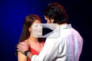 VIDEO: 'BRIDGES' Kelli O'Hara, Steven Pasquale Perform 'Falling Into You'