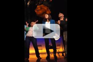 STAGE TUBE: Must Watch! Idina Menzel & Anthony Rapp Lead IF/THEN Cast on RENT'S 'Seasons of Love!'