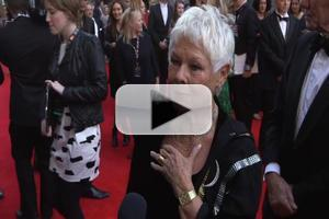 BWW TV:  OLIVIER AWARDS 2014 - Dame Judi Dench!