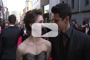 BWW TV:  OLIVIER AWARDS 2014 - The Royal Ballet's Marianela Nunez and Thiago Soares