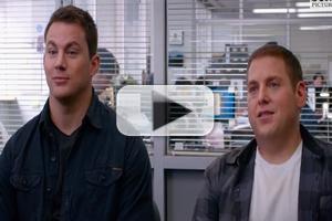 VIDEO: Jonah Hill, Channing Tatum in First TV Spot for 22 JUMP STREET