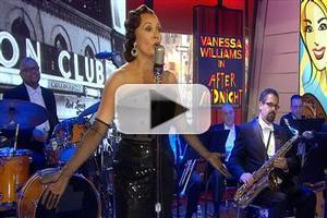 VIDEO: AFTER MIDNIGHT's Vanessa Williams Performs 'Stormy Weather' on 'Today'