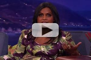 VIDEO: Mindy Kaling Explains Why She's Anti-Birthday on CONAN
