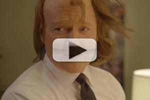 VIDEO: Watch CONAN's American Hustle Hair Prep