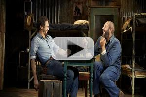 BWW TV: Watch Highlights of James Franco, Chris O'Dowd & More in OF MICE AND MEN on Broadway!