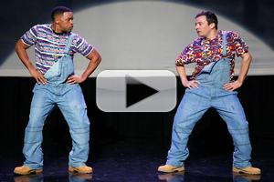VIDEO: Jimmy Fallon, Will Smith Present The Evolution of Hip Hop Dancing