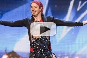 VIDEO: Dancing Grandma Stuns BRITAIN'S GOT TALENT Audience