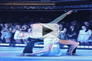 VIDEO: DWTS's Couple Perform Perfect Score Dance to FROZEN's 'Let It Go'