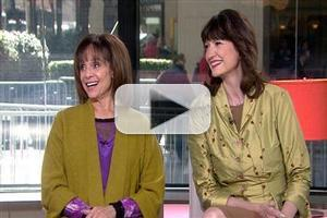 VIDEO: Valerie Harper Advises 'Live the Moment' on TODAY