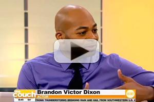 STAGE TUBE: Brandon Victor Dixon Talks Legacy of MOTOWN on LIVE FROM THE COUCH