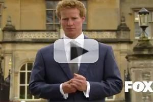 VIDEO: First Look - Promo for New FOX Dating Reality Series I WANNA MARRY HARRY