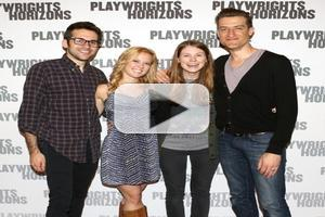 BWW TV: Allison Case, Adam Chanler-Berat, Patti Murin & More Preview Playwrights Horizons' FLY BY NIGHT