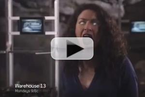 VIDEO: Sneak Peek - What's Ahead on Final Season of Syfy's WAREHOUSE 13
