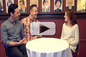 BWW TV: Catching Up with the Cast of SUBMISSIONS ONLY- Max von Essen and Stephen Bienskie