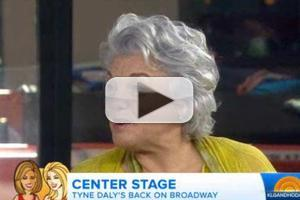 VIDEO: MOTHERS AND SONS Tyne Daly: 'You Get to Learn Your Job on Broadway'