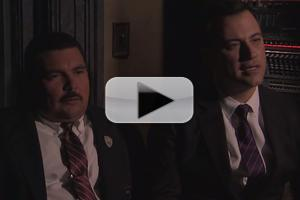 VIDEO: Jimmy Kimmel Drops Bombshells on BEHIND THE SCANDALABRA