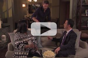 VIDEO: Jimmy Kimmel, Shonda Rhimes Break Down SCANDAL Bloopers on Behind THE SCANDALABRA