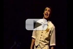STAGE TUBE: Good Friday Flashback- Lin-Manuel Miranda Sings JESUS CHRIST SUPERSTAR