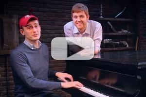 STAGE TUBE: MURDER FOR TWO Welcomes ACT ONE to Broadway!