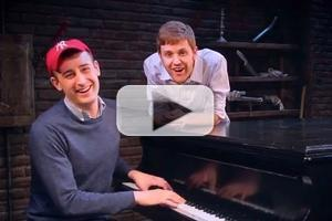 STAGE TUBE: MURDER FOR TWO Welcomes VIOLET to Broadway!