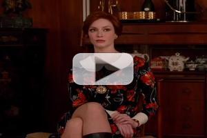 VIDEO: Sneak Peek - What's Ahead on Next Episode of AMC's MAD MEN
