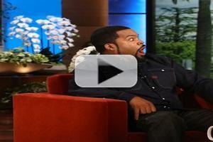 VIDEO: Sneak Peek - Ice Cube Talks MTV Movie Awards on Today's ELLEN