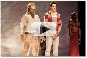 VIDEO: Sneak Peek - Syfy's FACE OFF, JIM HENSON'S CREATURE SHOP CHALLENGE